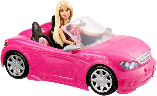 Giocattoli del passato: Barbie