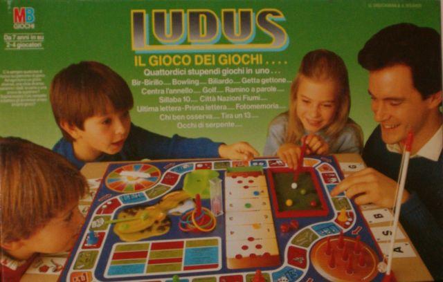 Giocattoli del passato: Ludus