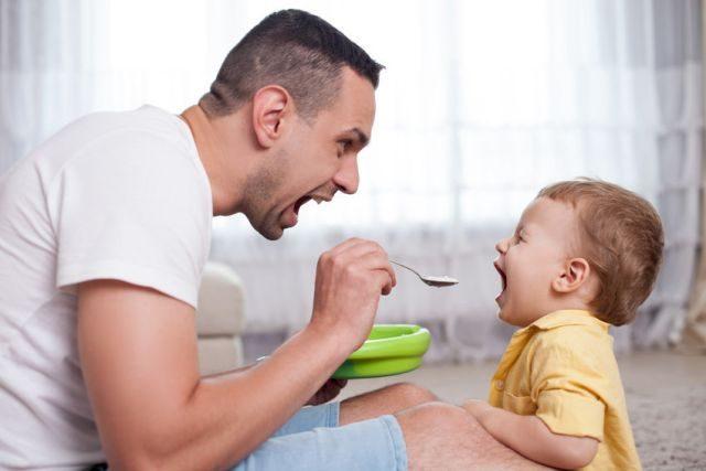 Prima pappa: un'esperienza indimenticabile