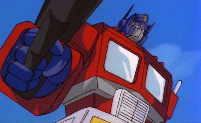 Cartoni anni '80: il capo dei Transformers, Commander