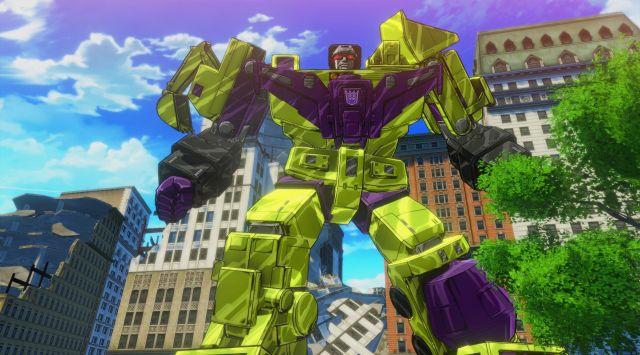 Cartoni anni '80: Transformers, Devastator