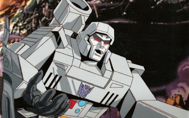 Cartoni anni '80: Transformers, Megatron è il leader dei Decepticon