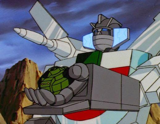 Cartoni anni '80: Transformers, l'inventore Saetta