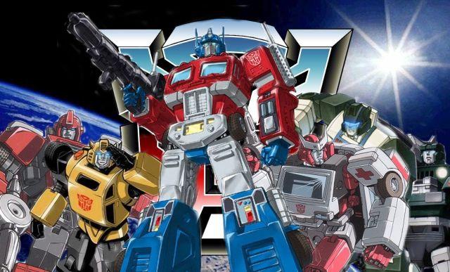 Cartoni animati anni '80: i Transformers