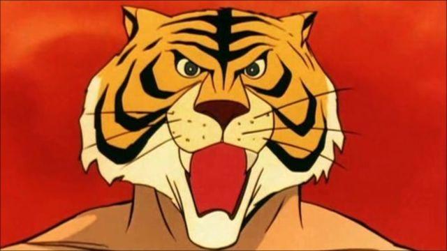 Tv anni 80: l'Uomo Tigre