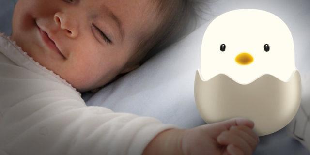 Dormire: luce notturna