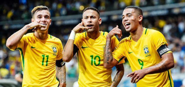 Russia 2018: il Brasile di Neymar