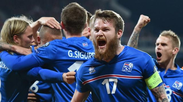 Russia 2018: l'Islanda