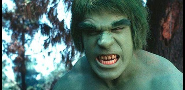 Serie tv anni 80: L'incredibile Hulk