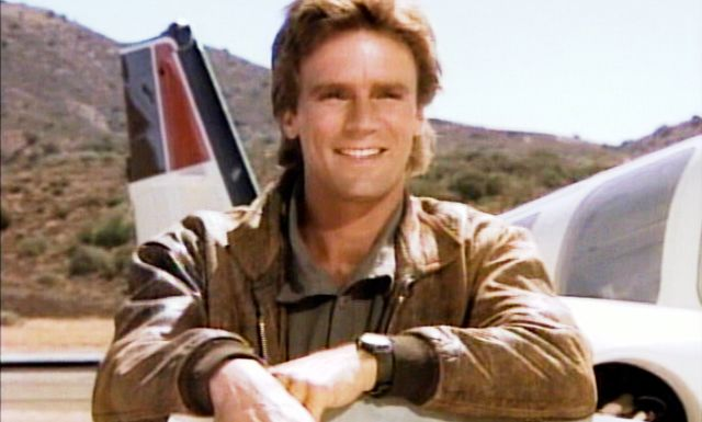 Serie tv anni 80: MacGyver