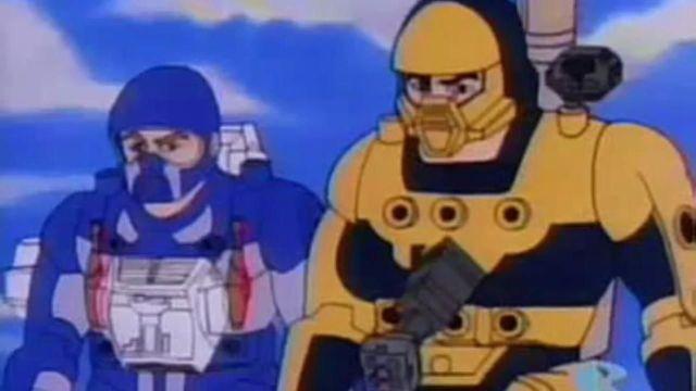 Tv anni '80: Centurions