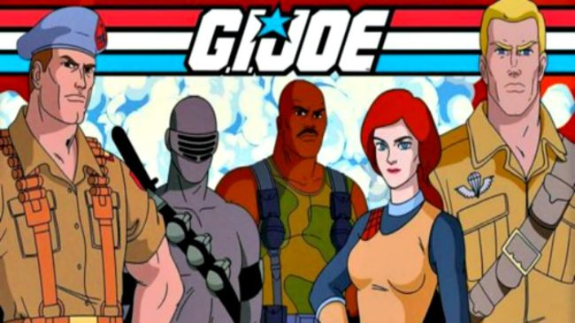 Tv anni '80: G.I. Joe