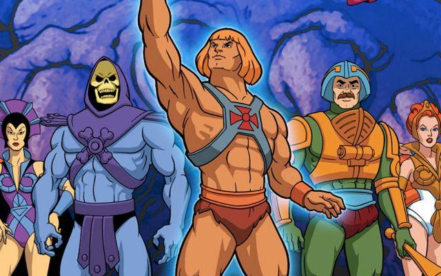 Tv anni '80: He-Man e i dominatori dell'universo