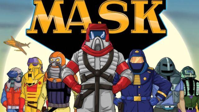Tv anni '80: M.A.S.K.