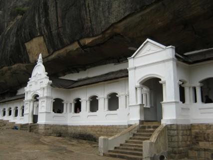 Sri Lanka: tempio