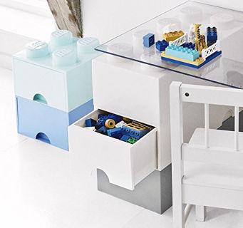 Occorrente per la cameretta: contenitori LEGO