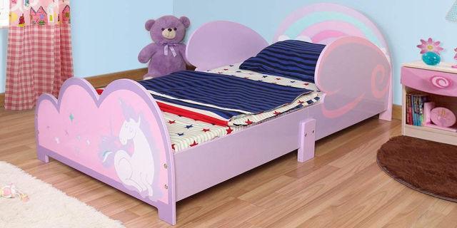 Occorrente per la cameretta: letto allungabile per bambina