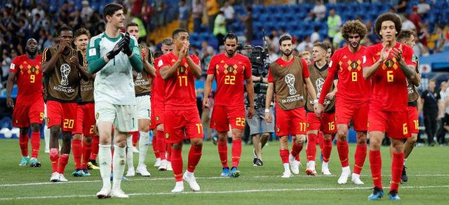 Stelle del Mondiale: il Belgio