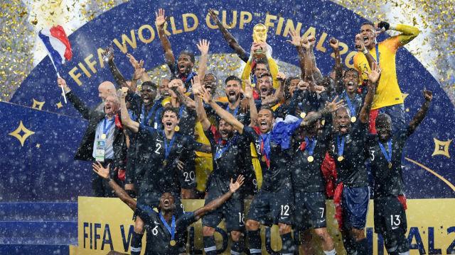 Mondiale di Russia 2018: la Francia è campione