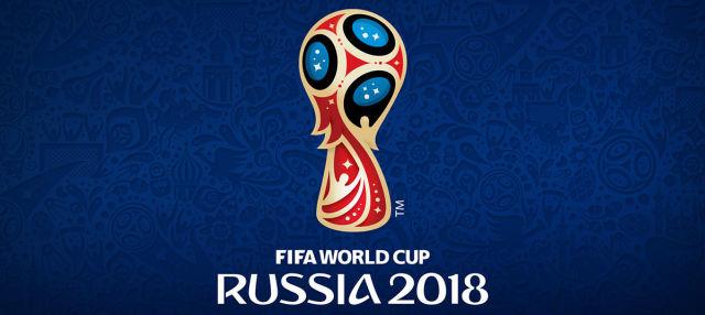 Mondiale di Russia 2018, il logo