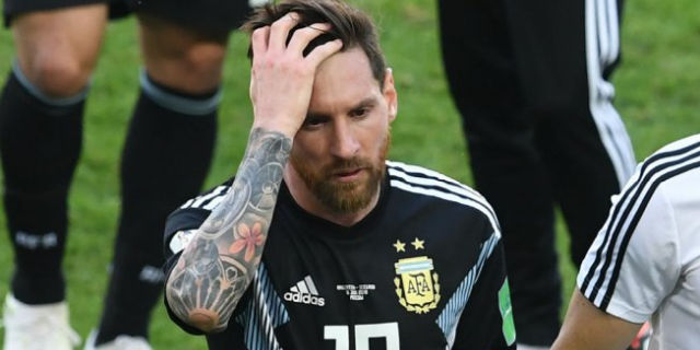 Il peggio del Mondiale: il flop di Messi e gli altri dèi