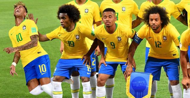 Il peggio del Mondiale: le sceneggiate di Neymar (e Mbappé)
