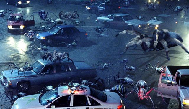 Film horror: Arac attack