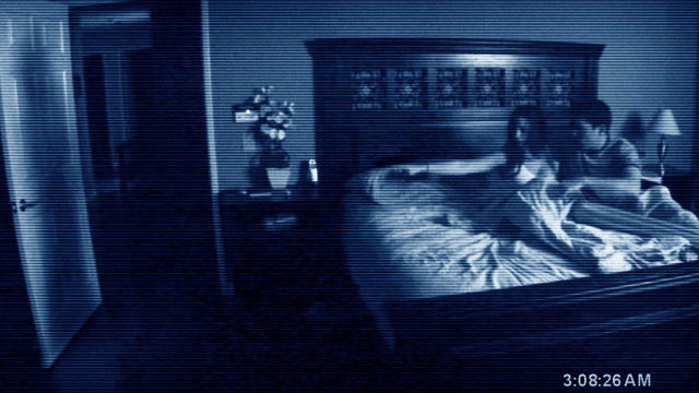 Film dell'orrore: Paranormal Activity