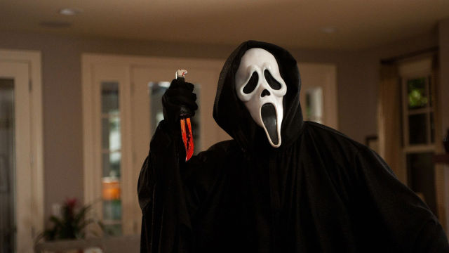 Film dell'orrore: Scream