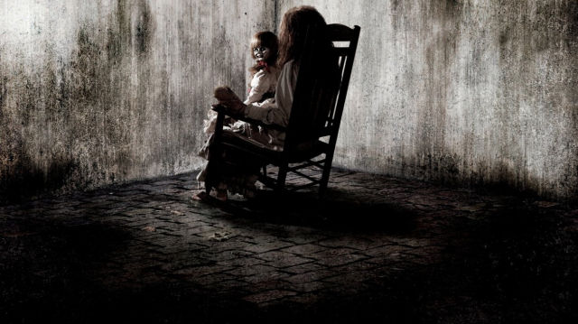 Film dell'orrore: The conjuring