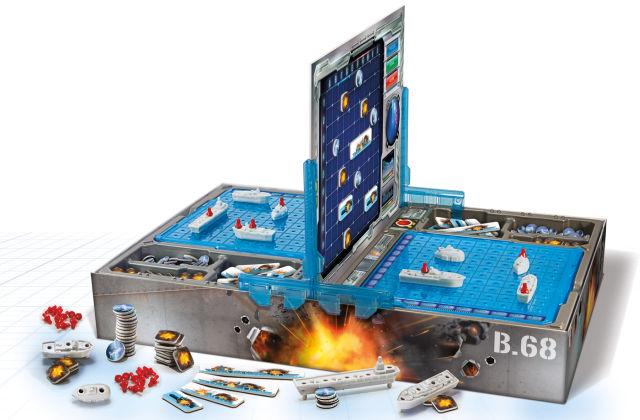 Giochi da tavolo: Battaglia navale