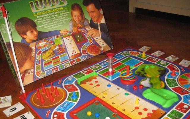 Giochi da tavolo: Ludus