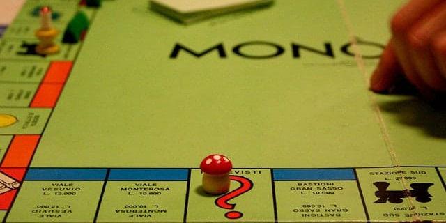 Giochi da tavolo: Monopoli