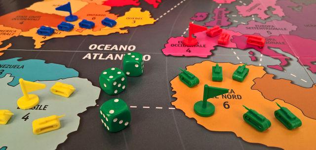 Giochi da tavolo: Risiko