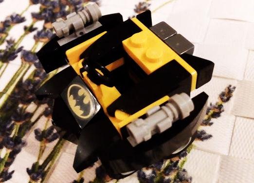 Lego Batman: l'auto