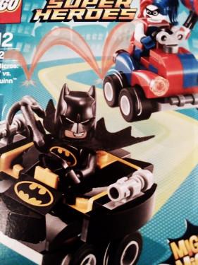 Lego Batman: la confezione del regalo