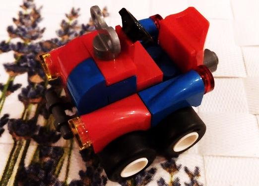 Lego Batman: l'auto di Harley Quinn