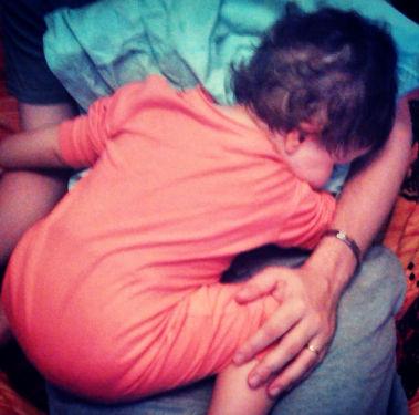 2 anni: che esperienza assurda farla dormire