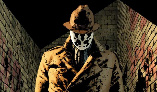 I miei supereroi preferiti: Rorschach