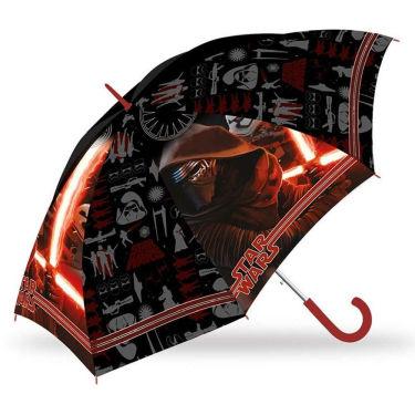 Contro le insidie del tempo che ne dite di un ombrello di Star Wars?