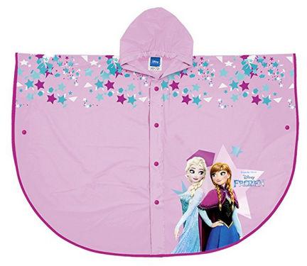 Contro le insidie del tempo ecco il poncho di Frozen