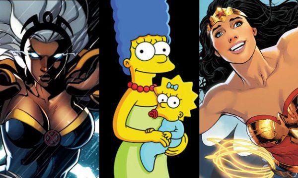 Supereroine: donne non comuni solo da ammirare