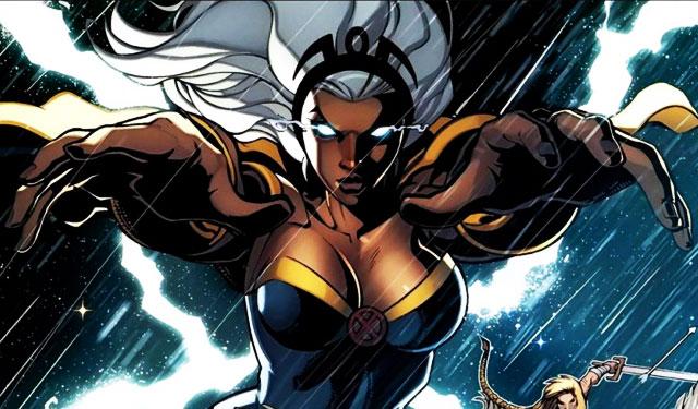 Supereroine: Tempesta