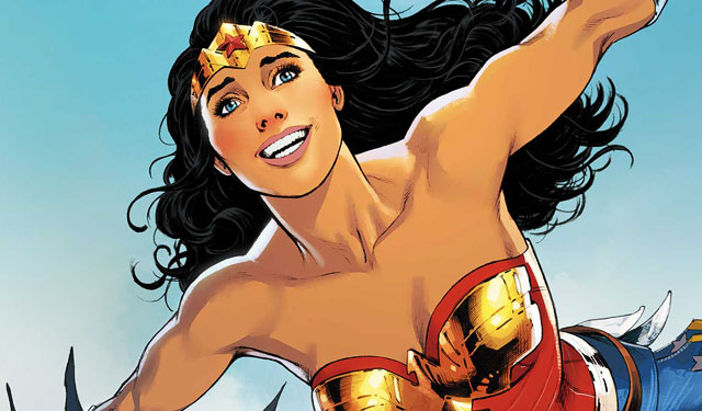 Supereroine: Wonder Woman
