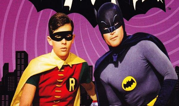 Il primo Batman della tv è Adam West