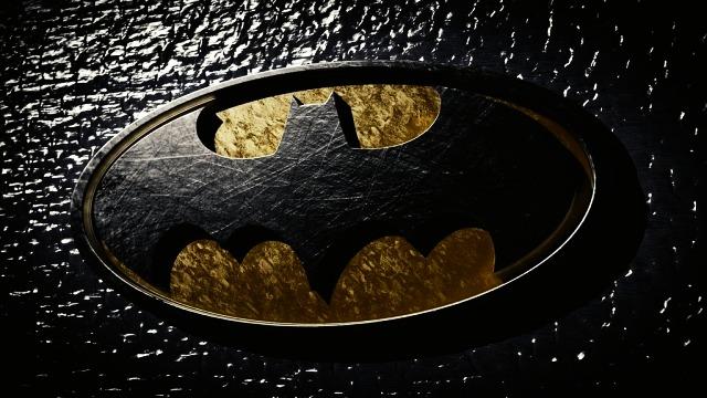 Il logo di Batman