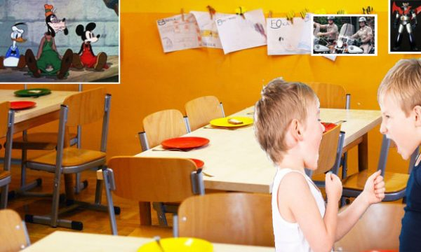 Scuola materna: ricordi lontani ma indelebili