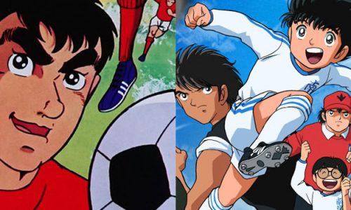 5 anime sul calcio: ve li ricordate tutti?