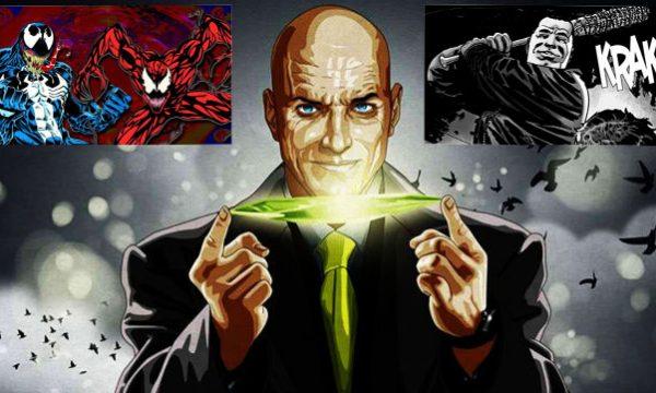 I villain di una vita passata a leggere fumetti