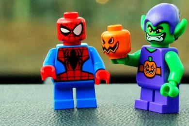Lego e sono felice